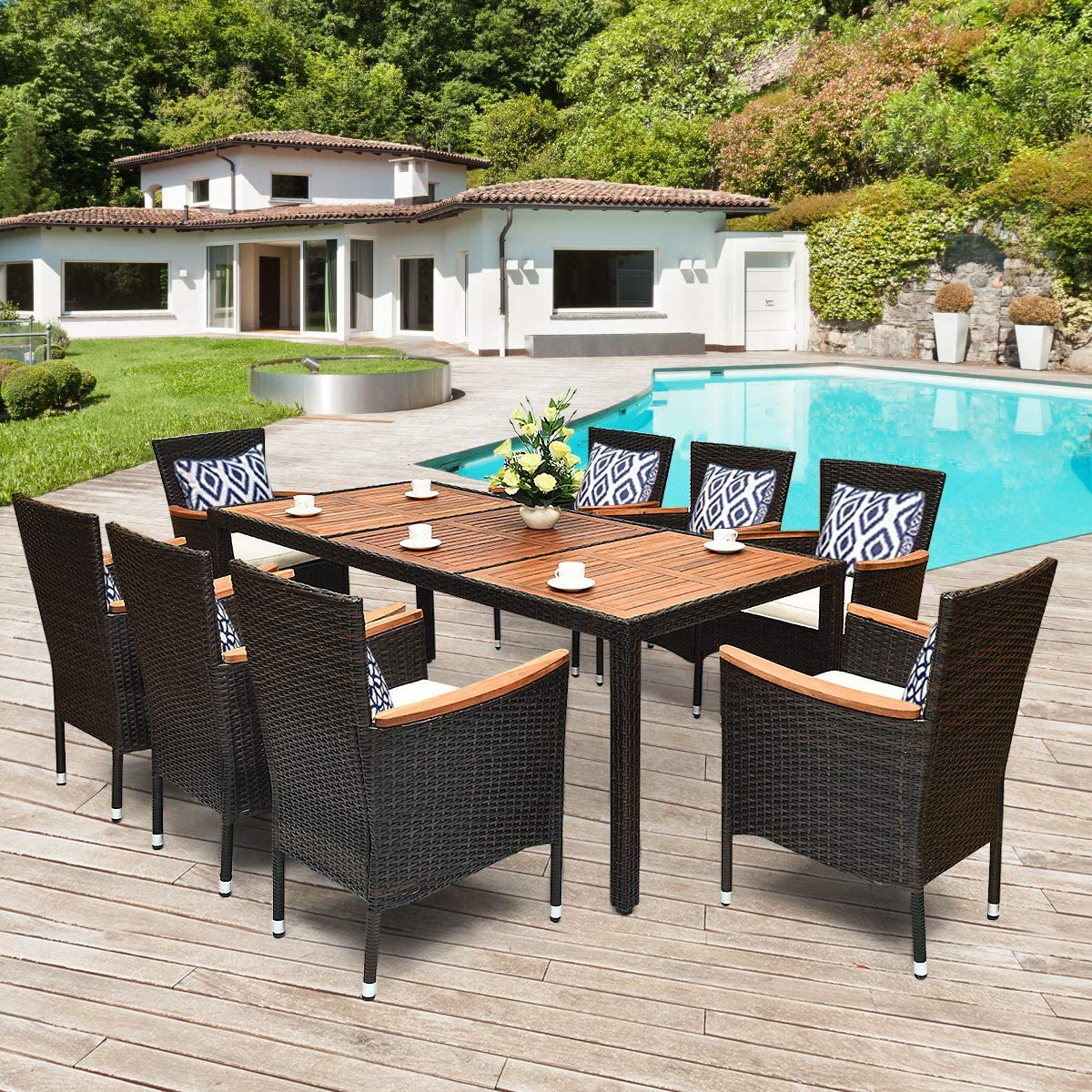 10 Best Patio Furniture Under $1000