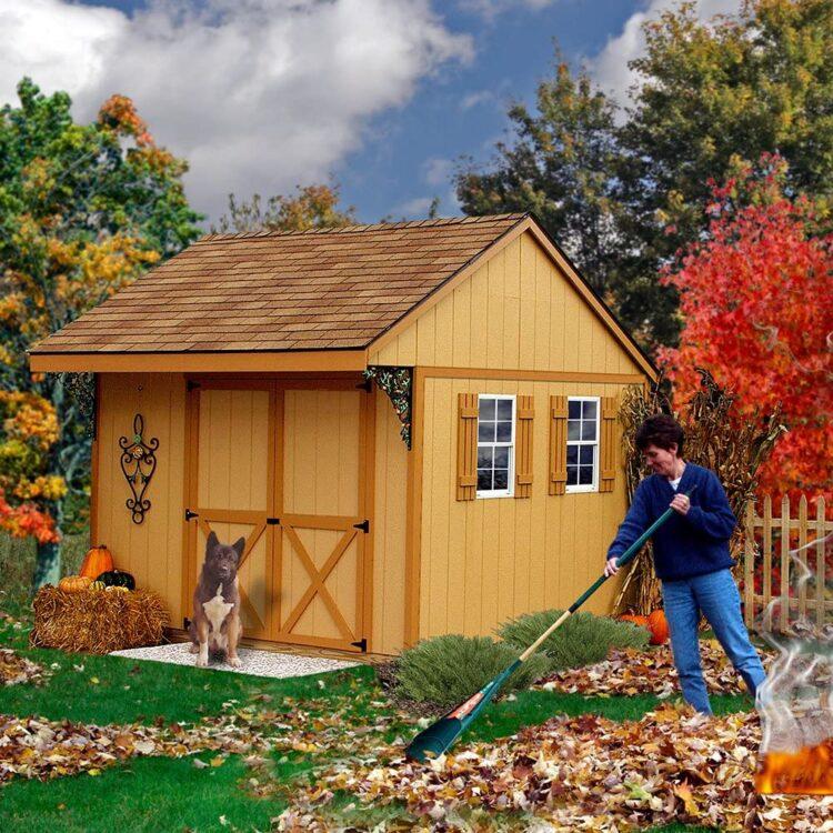 Best Outdoor Storage Sheds