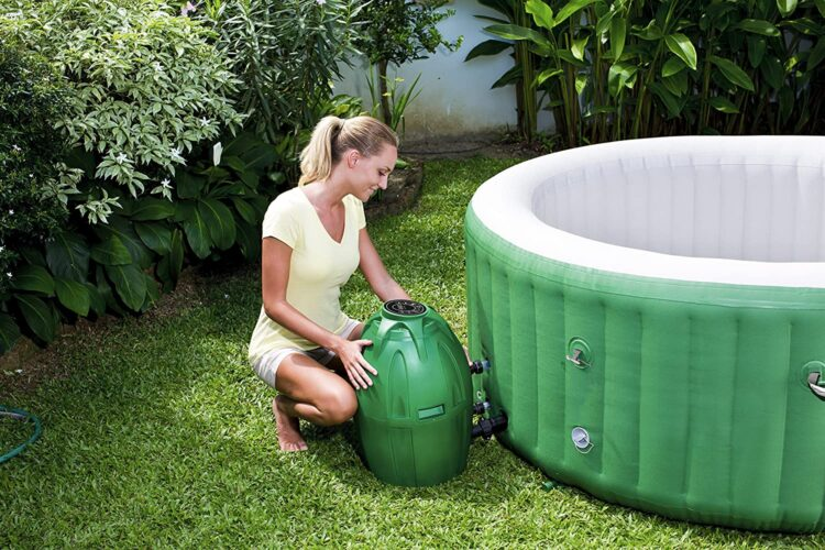 How to Choose the Best Inflatable Hot Tub
